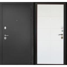 Входная дверь Рубикон-2 Белое дерево