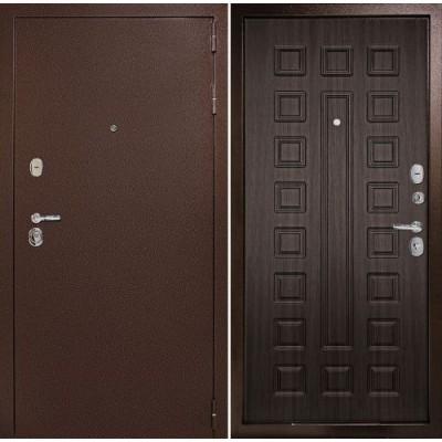 Входная дверь Рубикон Венге