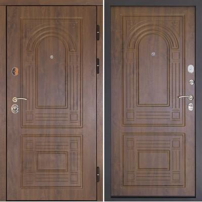 Входная дверь Флоренция Золотой дуб