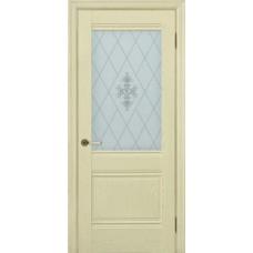 Межкомнатная дверь Dominik «Ясень патина»