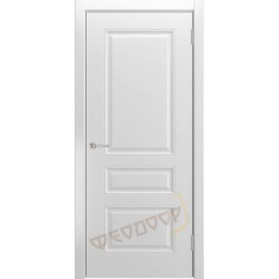 Межкомнатная дверь ФМ-П1 Белая