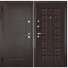 Дверь Квадро Венге