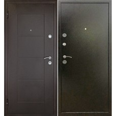 Дверь Квадро Металл/Металл