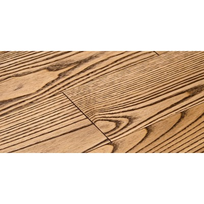 Паркетная доска Alster Wood Ясень Тигровый
