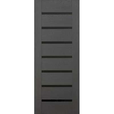 Межкомнатная дверь Mistral 2L СОФТ ГРАФИТ