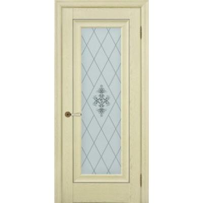 Межкомнатная дверь Paskal 1 «Ясень патина»