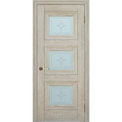 Межкомнатная дверь Pascal 3 «Дуб седой»