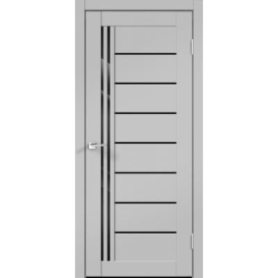 Межкомнатная дверь X-LINE 2 эмалит серый