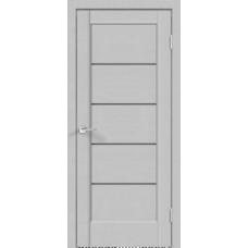 Межкомнатная дверь PREMIER 1 грей эмалит текстур