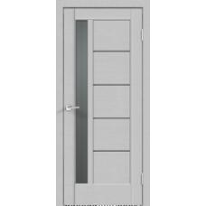 Межкомнатная дверь PREMIER 3 грей эмалит текстур